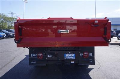 2019 Silverado 3500 Regular Cab DRW 4x4,  Knapheide Drop Side Dump Body #3190618 - photo 7