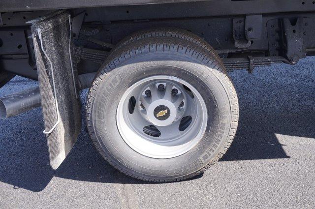 2019 Silverado 3500 Crew Cab DRW 4x4,  Monroe Poly Landscape Dump #3190654 - photo 7