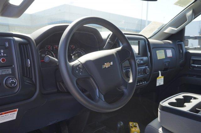 2019 Silverado 3500 Crew Cab DRW 4x4,  Monroe Poly Landscape Dump #3190654 - photo 10