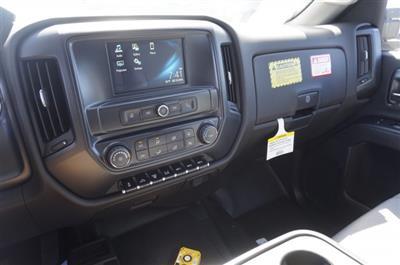 2019 Silverado 3500 Crew Cab DRW 4x4,  Monroe Poly Landscape Dump #3190654 - photo 11