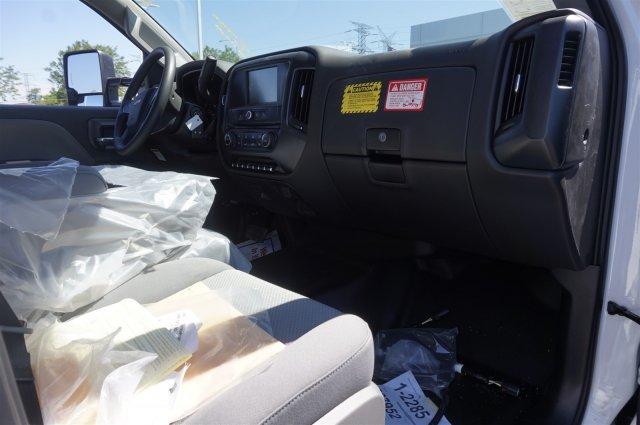 2019 Silverado Medium Duty Crew Cab DRW 4x2, Monroe MTE-Zee SST Series Dump Body #3190669 - photo 4