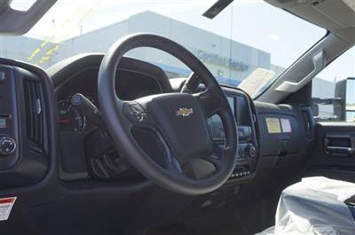 2019 Silverado Medium Duty Crew Cab DRW 4x2, Monroe MTE-Zee SST Series Dump Body #3190669 - photo 11