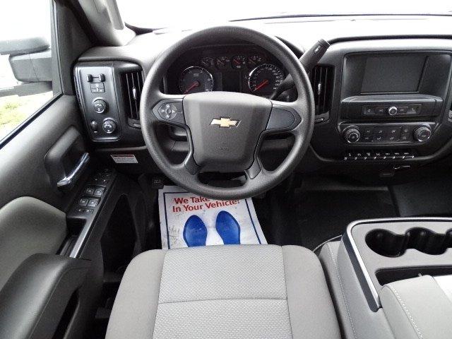 2019 Silverado Medium Duty Crew Cab DRW 4x4, Monroe MTE-Zee Dump Body #3190825 - photo 10