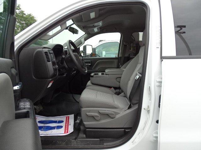 2019 Silverado Medium Duty Crew Cab DRW 4x4, Monroe MTE-Zee Dump Body #3190825 - photo 12
