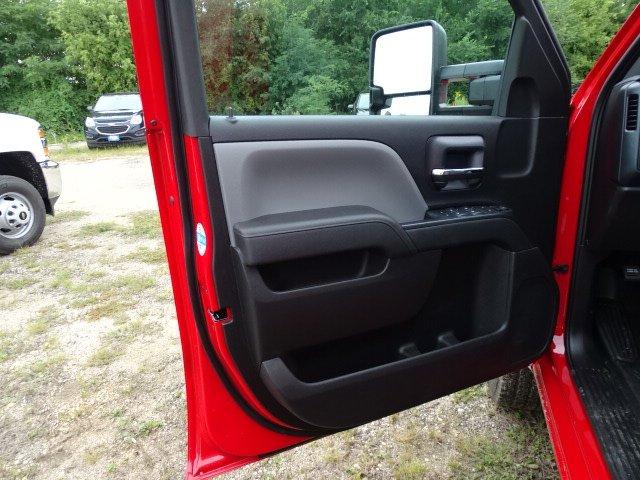 2019 Silverado 2500 Double Cab 4x4,  BOSS Snowplow Pickup #3190932 - photo 11