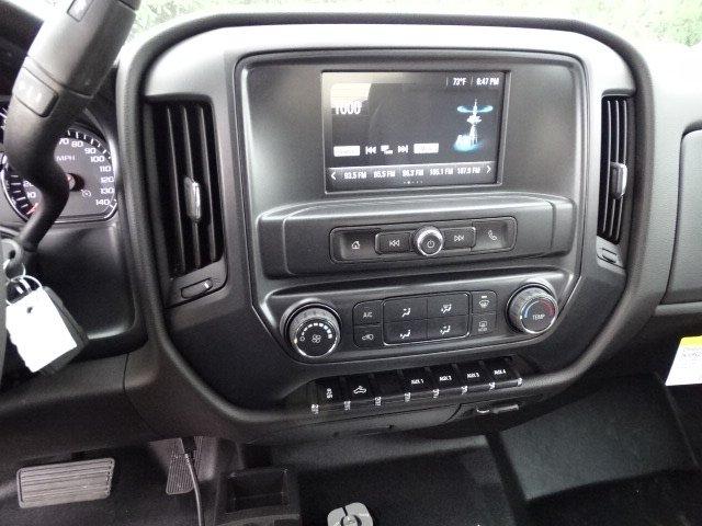 2019 Silverado 2500 Double Cab 4x4,  BOSS Snowplow Pickup #3190932 - photo 13