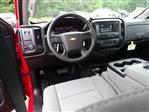 2019 Silverado 2500 Double Cab 4x4,  BOSS Snowplow Pickup #3190932 - photo 10