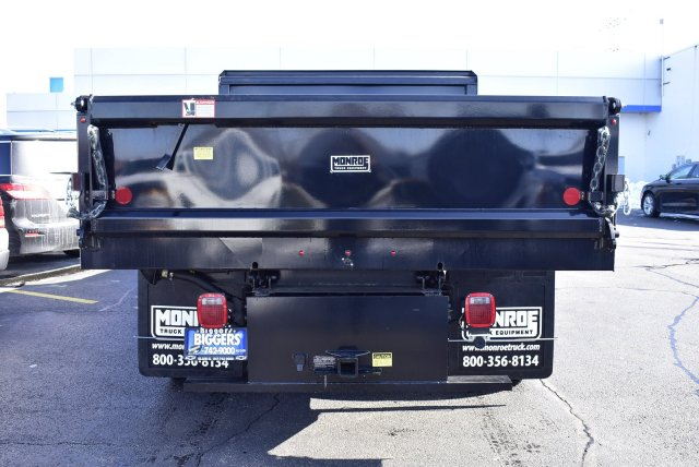 2019 Silverado Medium Duty Regular Cab DRW 4x2, Monroe MTE-Zee Dump Body #3190974 - photo 8