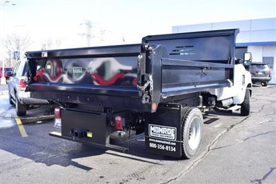 2019 Silverado Medium Duty Regular Cab DRW 4x2, Monroe MTE-Zee Dump Body #3190974 - photo 2