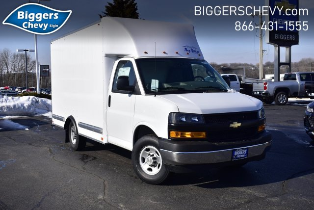 2019 Chevrolet Express 3500 4x2, Bay Bridge Cutaway Van #3190981 - photo 1