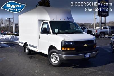 2019 Chevrolet Express 3500 RWD, Bay Bridge FRP Cutaway Van #3190981 - photo 1