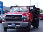 2019 Chevrolet Silverado Medium Duty Regular Cab DRW 4x2, Monroe Work-A-Hauler II Stake Bed #3191009 - photo 12