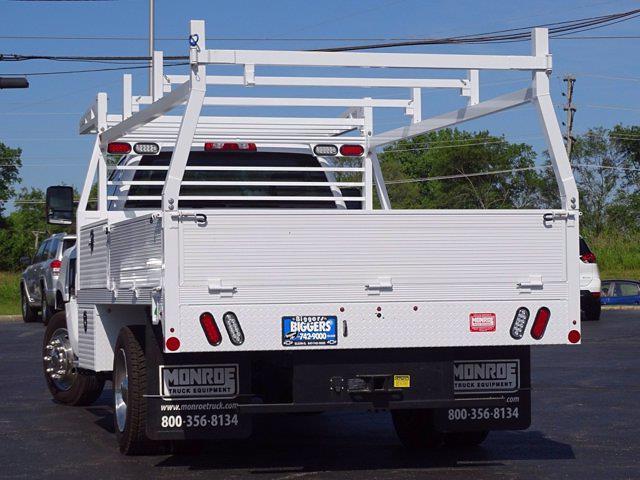 2019 Chevrolet Silverado Medium Duty Regular Cab DRW 4x2, Monroe AL Series Platform Body Contractor Body #3191014 - photo 11