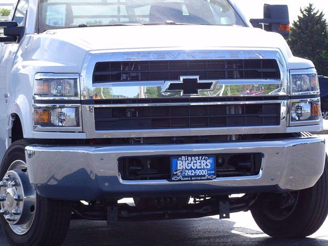 2019 Chevrolet Silverado Medium Duty Regular Cab DRW 4x2, Monroe AL Series Platform Body Contractor Body #3191014 - photo 3