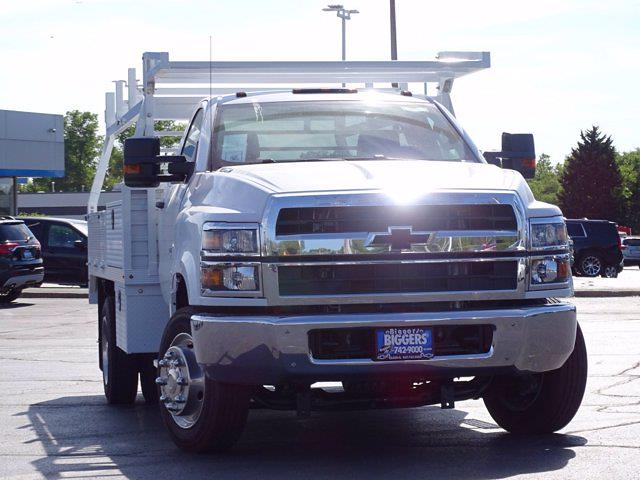 2019 Chevrolet Silverado Medium Duty Regular Cab DRW 4x2, Monroe AL Series Platform Body Contractor Body #3191014 - photo 26