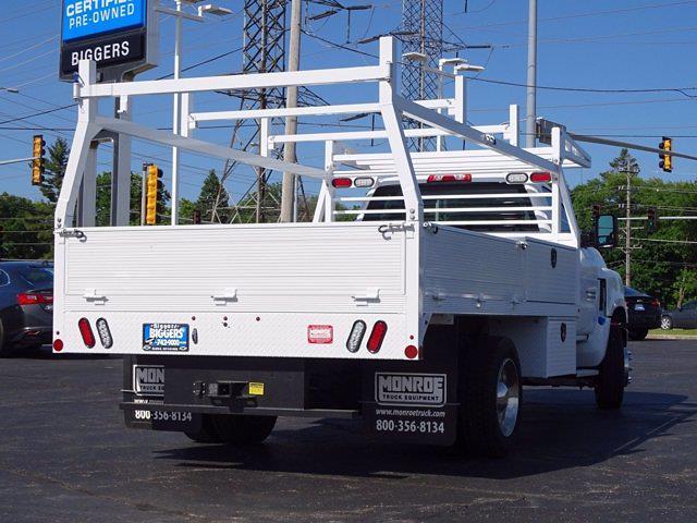 2019 Chevrolet Silverado Medium Duty Regular Cab DRW 4x2, Monroe Contractor Body #3191014 - photo 1