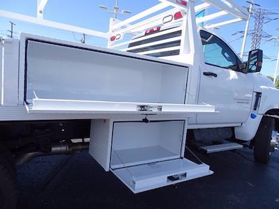 2019 Chevrolet Silverado Medium Duty Regular Cab DRW 4x2, Monroe AL Series Platform Body Contractor Body #3191014 - photo 8