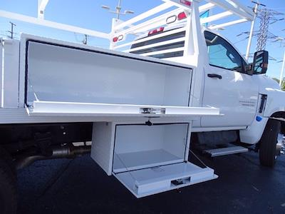 2019 Chevrolet Silverado Medium Duty Regular Cab DRW 4x2, Monroe AL Series Platform Body Contractor Body #3191014 - photo 8