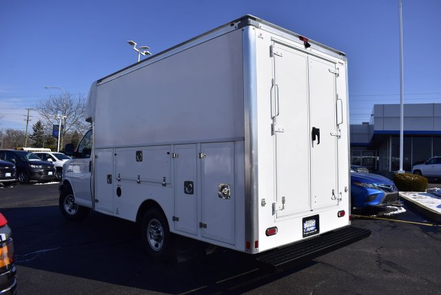 2020 Express 3500 4x2, Supreme Service Utility Van #3200166 - photo 8