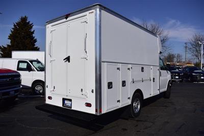 2020 Express 3500 4x2, Supreme Service Utility Van #3200166 - photo 2