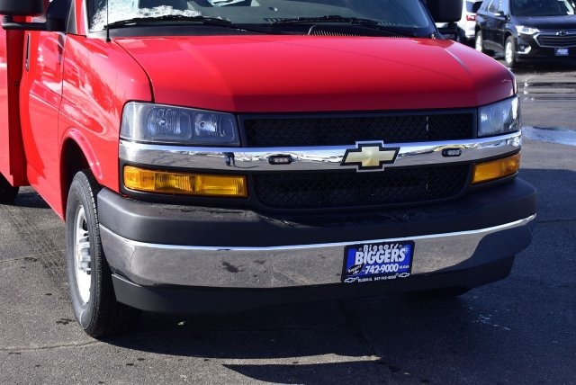 2020 Chevrolet Express 3500 RWD, Knapheide KUV Service Utility Van #3200361 - photo 3