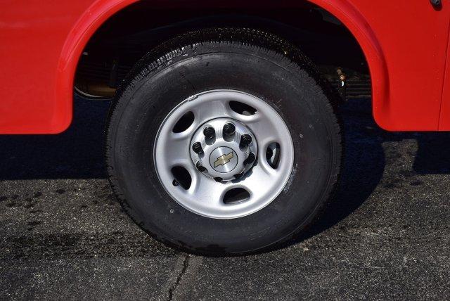 2020 Chevrolet Express 3500 RWD, Knapheide KUV Service Utility Van #3200361 - photo 7