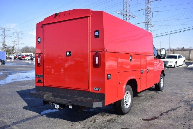 2020 Chevrolet Express 3500 RWD, Knapheide KUV Service Utility Van #3200361 - photo 2