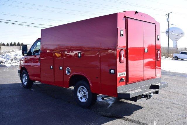 2020 Chevrolet Express 3500 RWD, Knapheide KUV Service Utility Van #3200361 - photo 9