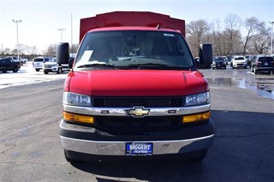 2020 Chevrolet Express 3500 RWD, Knapheide KUV Service Utility Van #3200361 - photo 4
