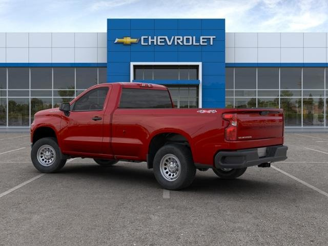2020 Chevrolet Silverado 1500 Regular Cab 4x4, Pickup #3200374 - photo 4