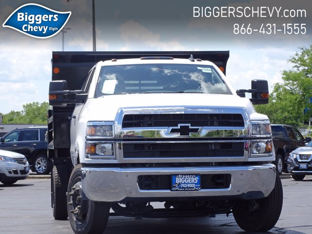 2020 Chevrolet Silverado Medium Duty Crew Cab DRW RWD, Monroe MTE-Zee Dump Body #3200495 - photo 1