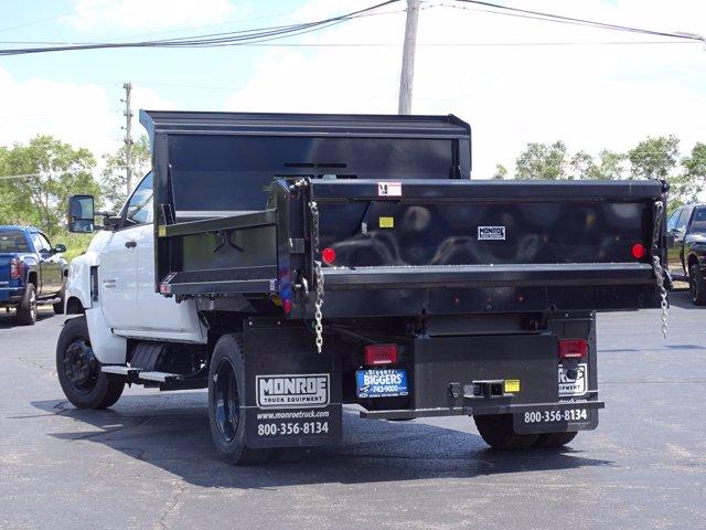 2020 Chevrolet Silverado Medium Duty Crew Cab DRW RWD, Monroe MTE-Zee Dump Body #3200495 - photo 12