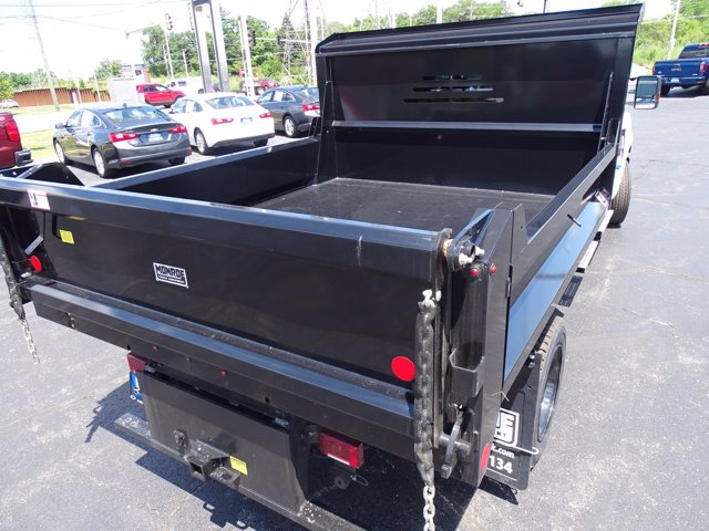 2020 Chevrolet Silverado Medium Duty Crew Cab DRW RWD, Monroe MTE-Zee Dump Body #3200495 - photo 13