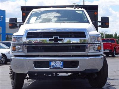 2020 Chevrolet Silverado Medium Duty Crew Cab DRW RWD, Monroe MTE-Zee Dump Body #3200495 - photo 18