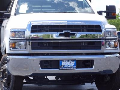 2020 Chevrolet Silverado Medium Duty Crew Cab DRW RWD, Monroe MTE-Zee Dump Body #3200495 - photo 3
