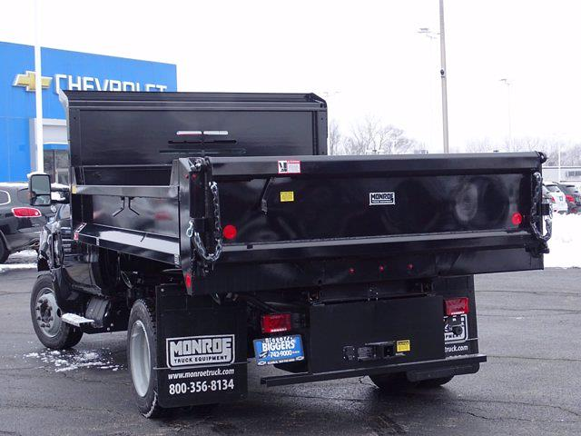 2020 Chevrolet Silverado Medium Duty Regular Cab DRW 4x2, Monroe MTE-Zee Dump Body #3200830 - photo 10