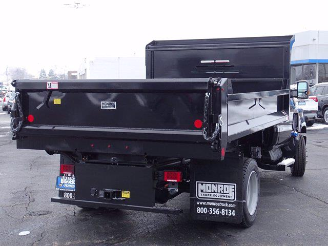 2020 Chevrolet Silverado Medium Duty Regular Cab DRW 4x2, Monroe Dump Body #3200830 - photo 1