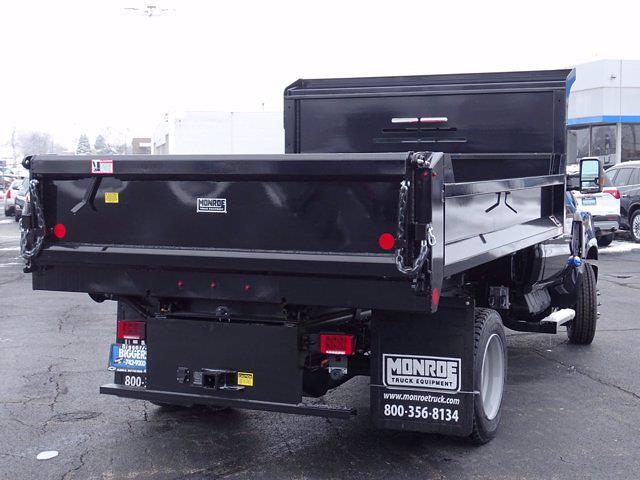 2020 Chevrolet Silverado Medium Duty Regular Cab DRW 4x2, Monroe MTE-Zee Dump Body #3200830 - photo 2