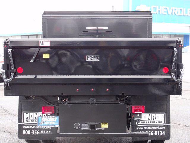 2020 Chevrolet Silverado Medium Duty Regular Cab DRW 4x2, Monroe MTE-Zee Dump Body #3200830 - photo 9