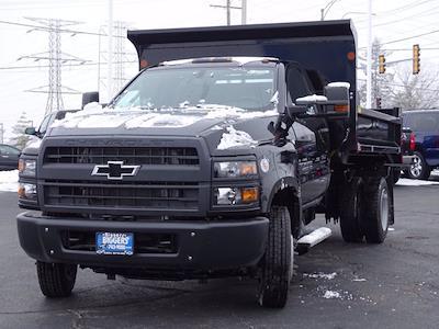 2020 Chevrolet Silverado Medium Duty Regular Cab DRW 4x2, Monroe MTE-Zee Dump Body #3200830 - photo 6