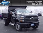 2020 Chevrolet Silverado Medium Duty Regular Cab DRW 4x2, Monroe MTE-Zee Dump Body #3200830 - photo 1