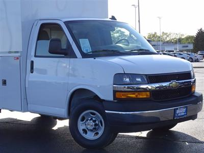 2020 Chevrolet Express 3500 RWD, Reading Aluminum CSV Service Utility Van #3200899 - photo 3