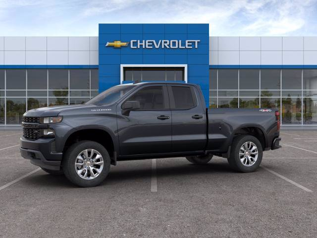 2020 Chevrolet Silverado 1500 Double Cab 4x4, Pickup #3200904 - photo 3