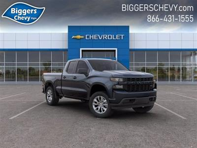 2020 Chevrolet Silverado 1500 Double Cab 4x4, Pickup #3200904 - photo 1