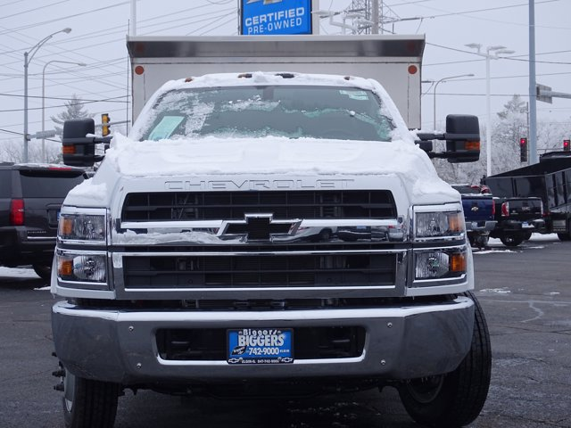 2020 Chevrolet Silverado Medium Duty Crew Cab DRW 4x2, Monroe MTE-Zee Dump Body #3200908 - photo 5