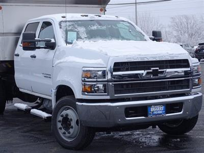 2020 Chevrolet Silverado Medium Duty Crew Cab DRW 4x2, Monroe MTE-Zee Dump Body #3200908 - photo 3