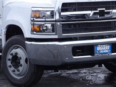 2020 Chevrolet Silverado Medium Duty Crew Cab DRW 4x2, Monroe MTE-Zee Dump Body #3200908 - photo 4