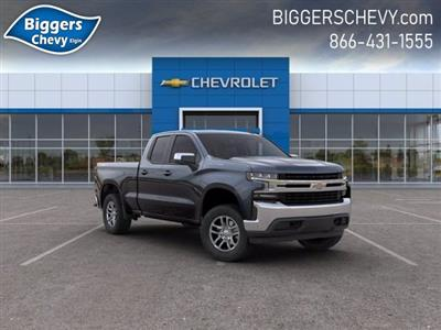 2020 Chevrolet Silverado 1500 Double Cab 4x4, Pickup #3200912 - photo 1