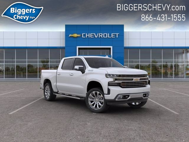 2020 Chevrolet Silverado 1500 Crew Cab 4x4, Pickup #3200916 - photo 1