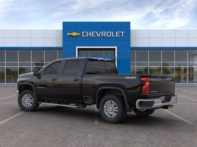 2020 Chevrolet Silverado 2500 Crew Cab 4x4, Pickup #3200921 - photo 4